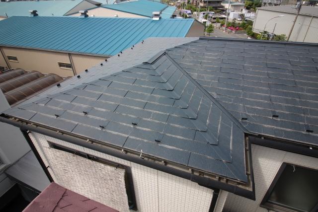 屋根の塗装を行うメリット