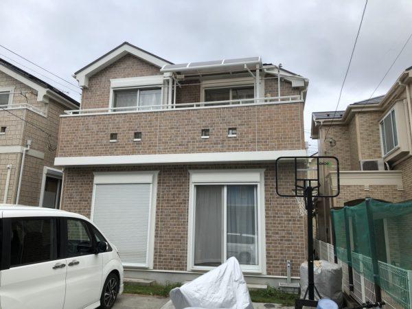日野市で屋根外壁塗装