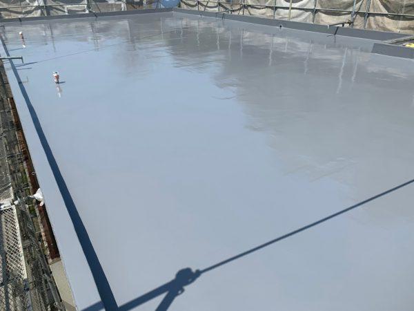 日野市で屋上防水工事
