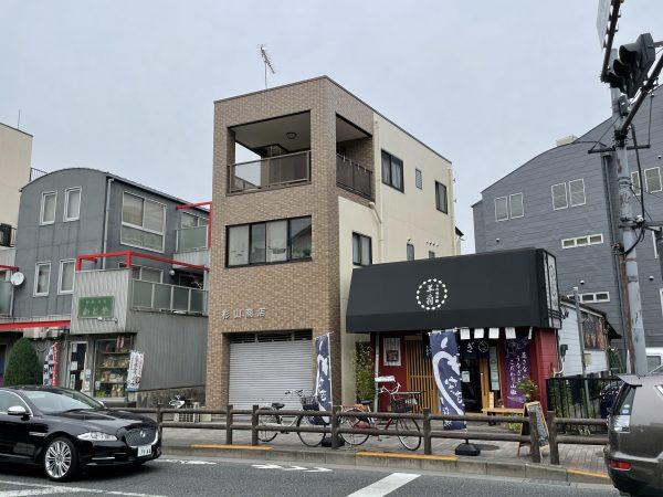 日野市で屋根・外壁・タイル塗装